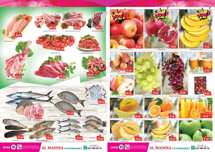 Al Madina Hypermarket Super Saving Offers