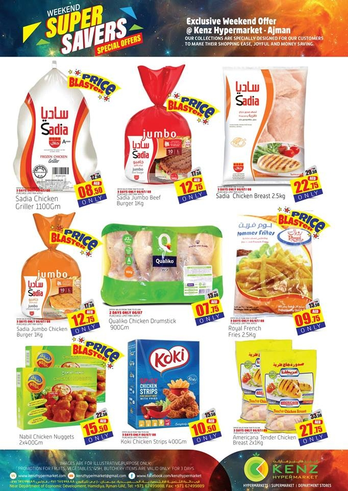 Kenz Hypermarket  Super Saver Offers