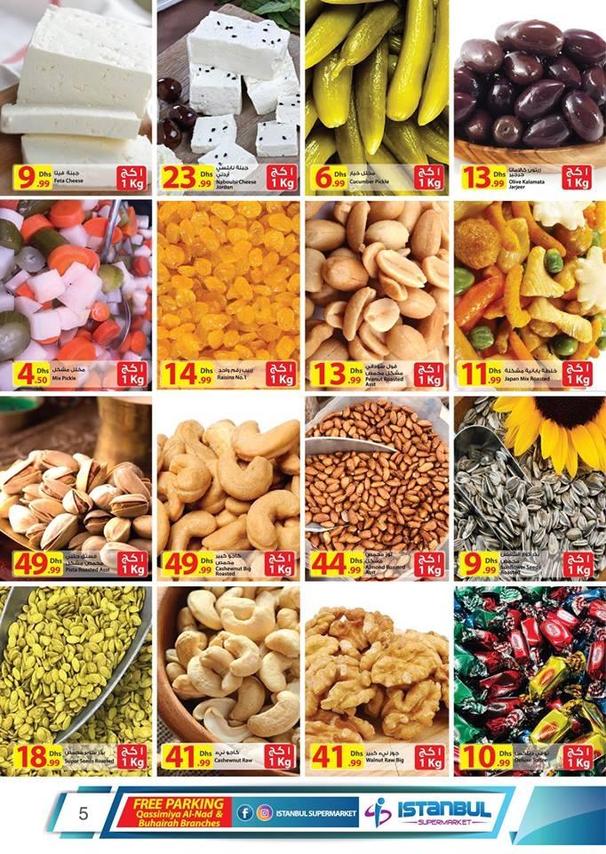 Istanbul Supermarket Weekend Deals