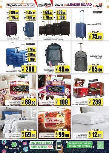 Grand Hypermarket Mega Grand Me drive & Orange Fest