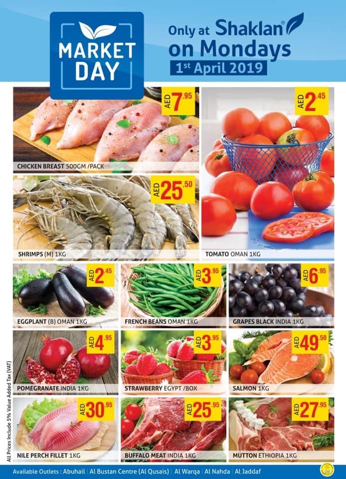 Shaklan Market Market Day Special Deals