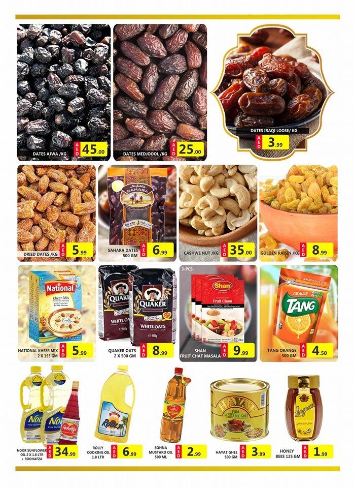 Al Madina Hypermarket  Ahlan Ramadan Offers
