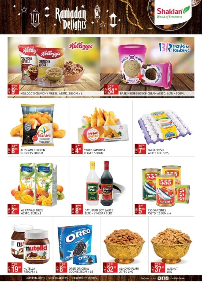 Shaklan Market Ramadan Delights Hot Weekend Deals