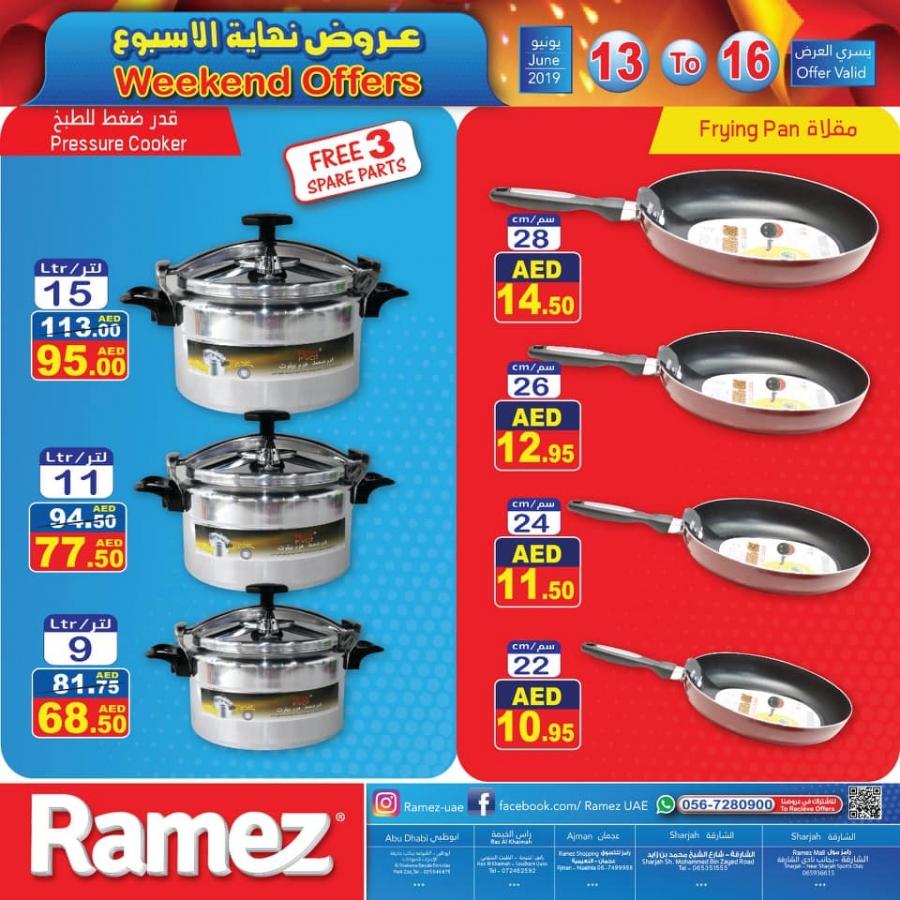 Ramez Great Weekend Offers
