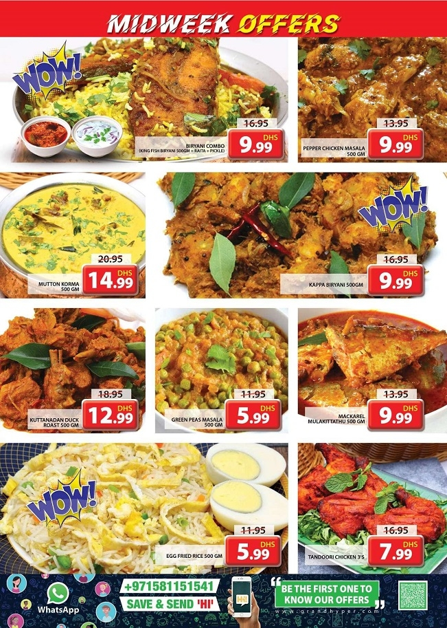 Grand Mall Best Midweek Offers