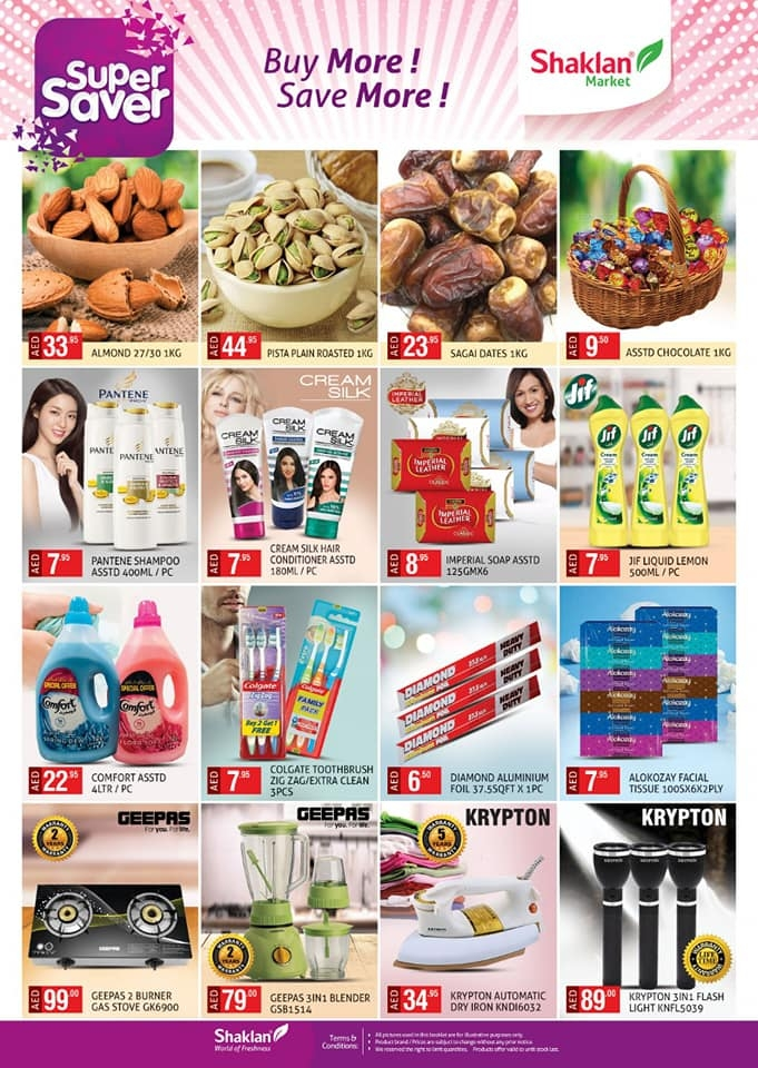 Shaklan Market Weekly Super Saver