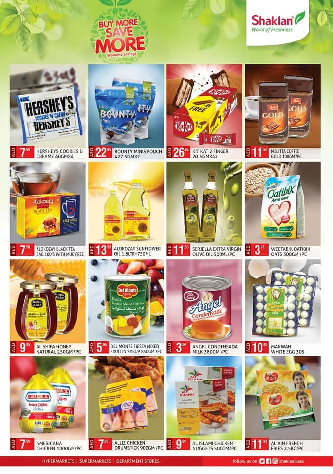 Shaklan Market Buy More Save More