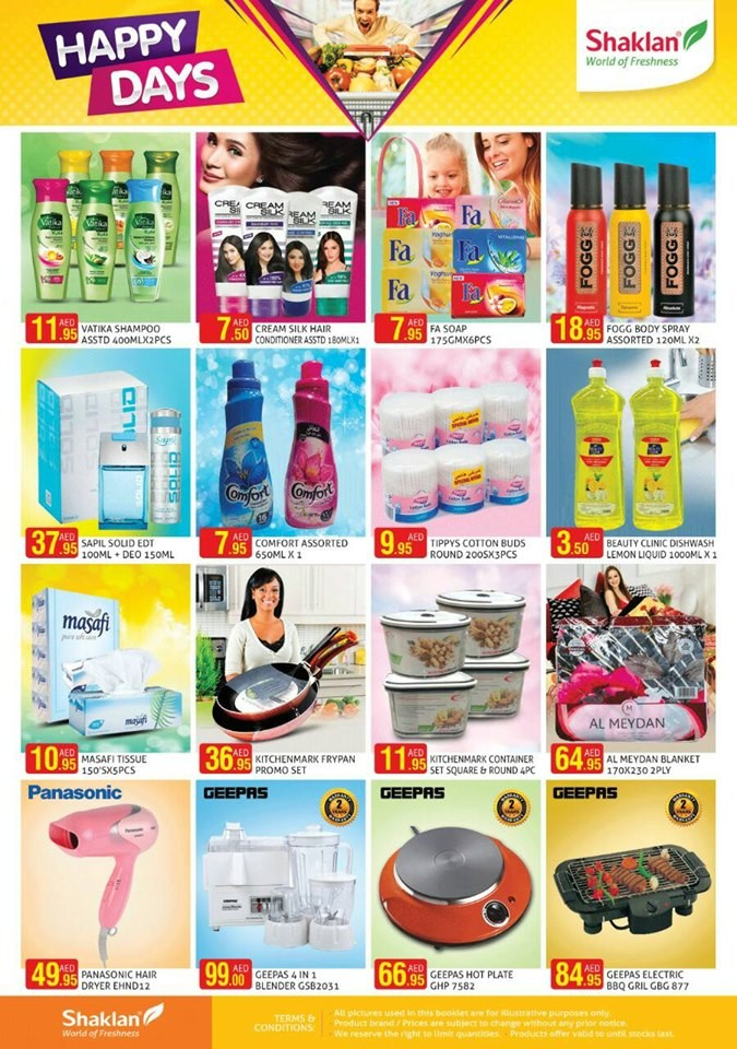 Shaklan Market Happy Days Offers