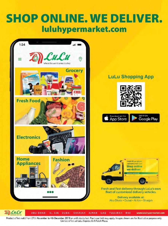 Lulu UAE National Day Offers