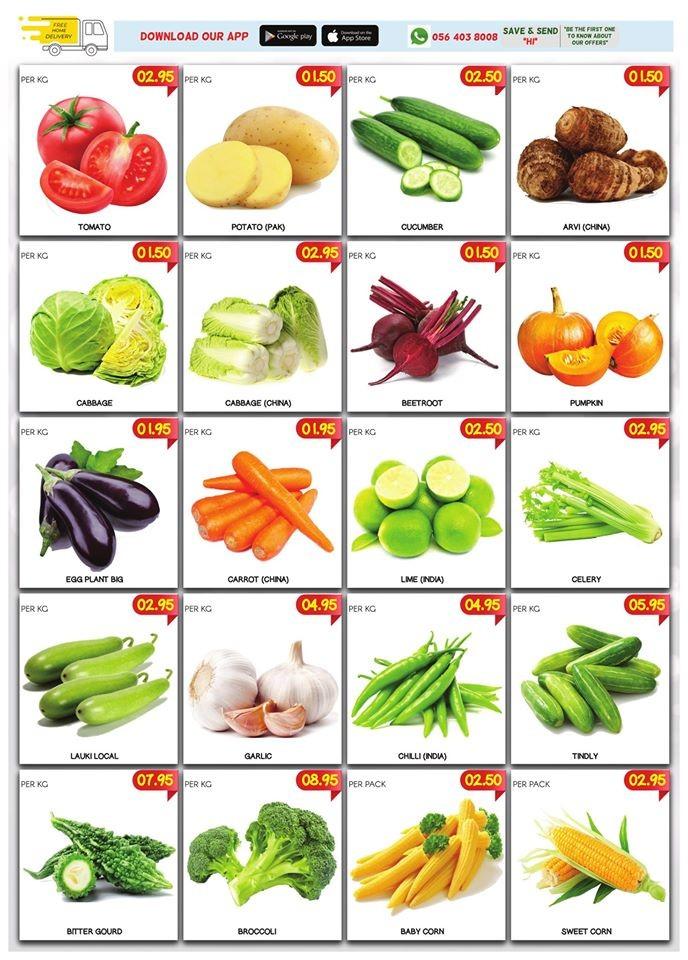 West Zone Fresh Supermarket December Deals