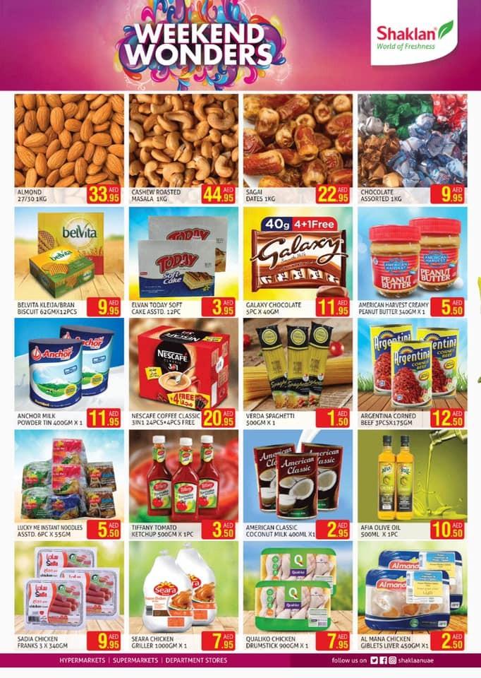 Shaklan Market Weekend Wonders Offers