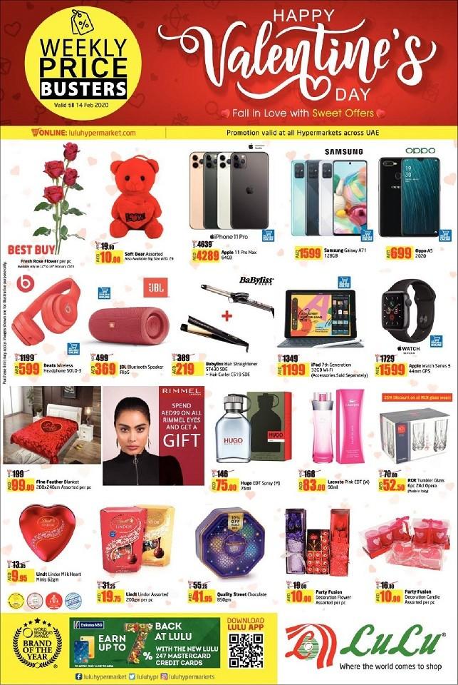 Lulu Hypermarket Valentines Day Offers