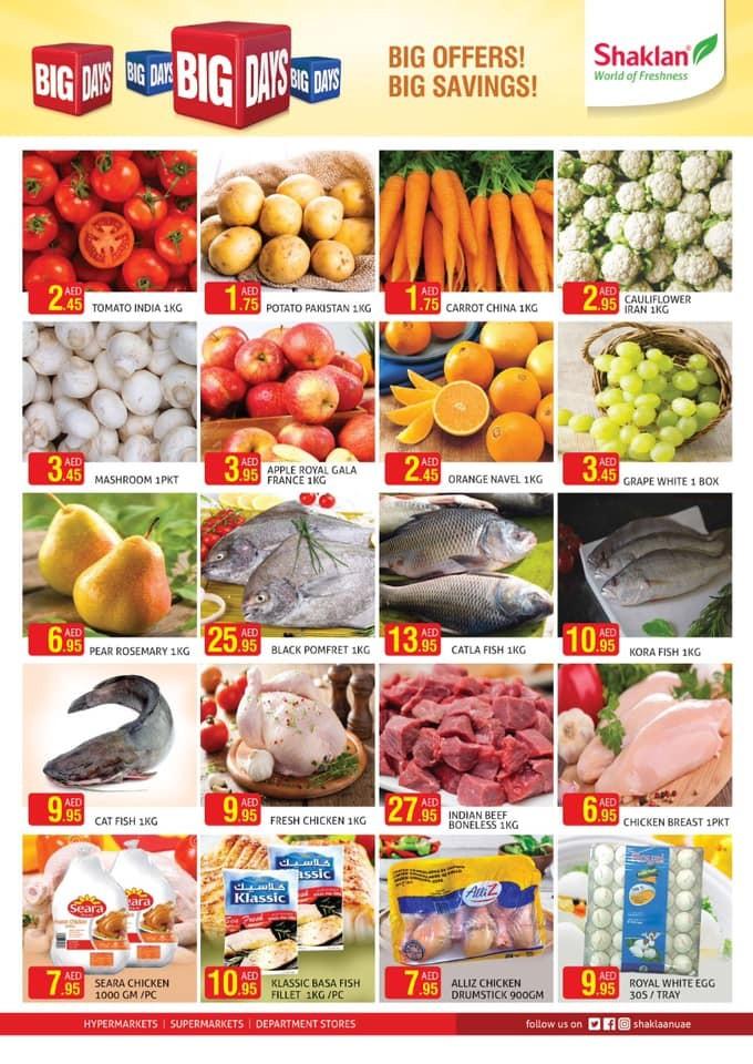 Shaklan Market Big Days Offers