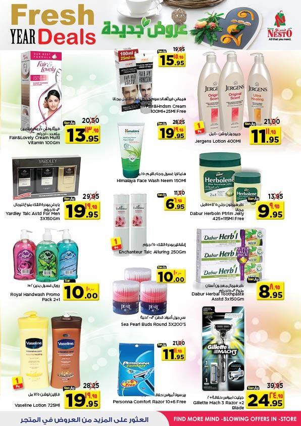 Nesto  Fresh Year Deals