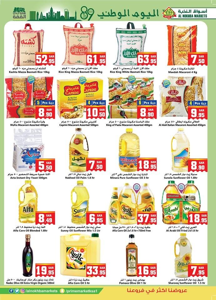 Al Nokhba Markets Great Offers