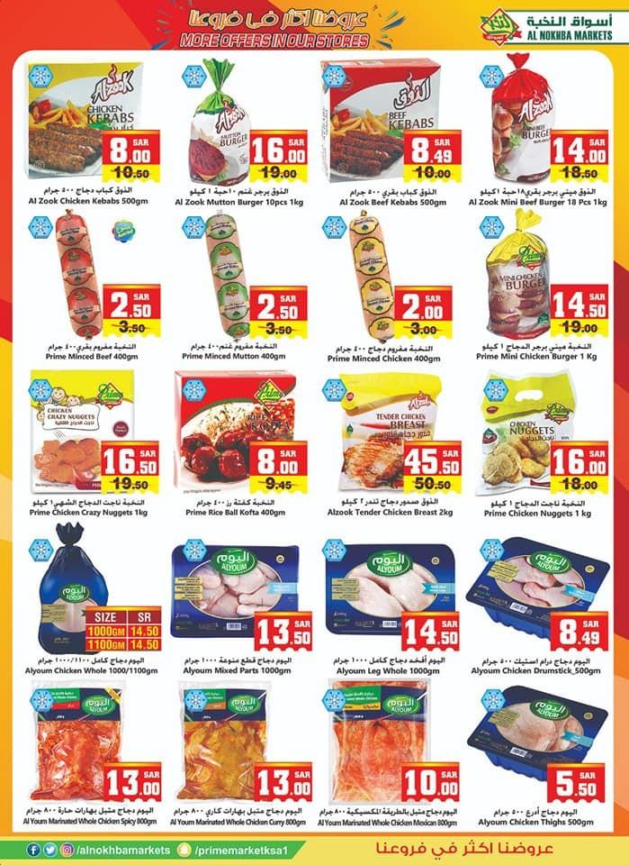 Al Nokhba Markets Latest Offers