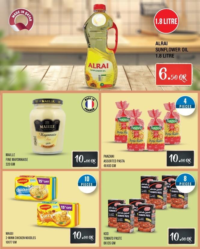 Monoprix Supermarket Weekend Killer Deals