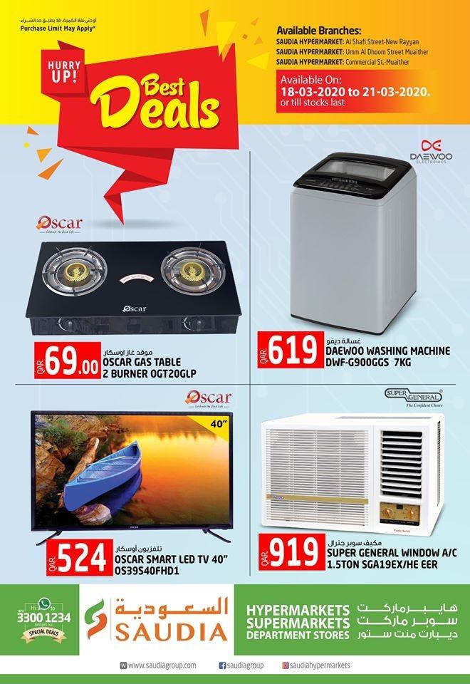 Saudia Hypermarket Best Offers