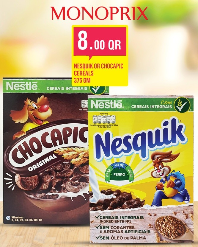 Monoprix Supermarket Special Weekend Deals