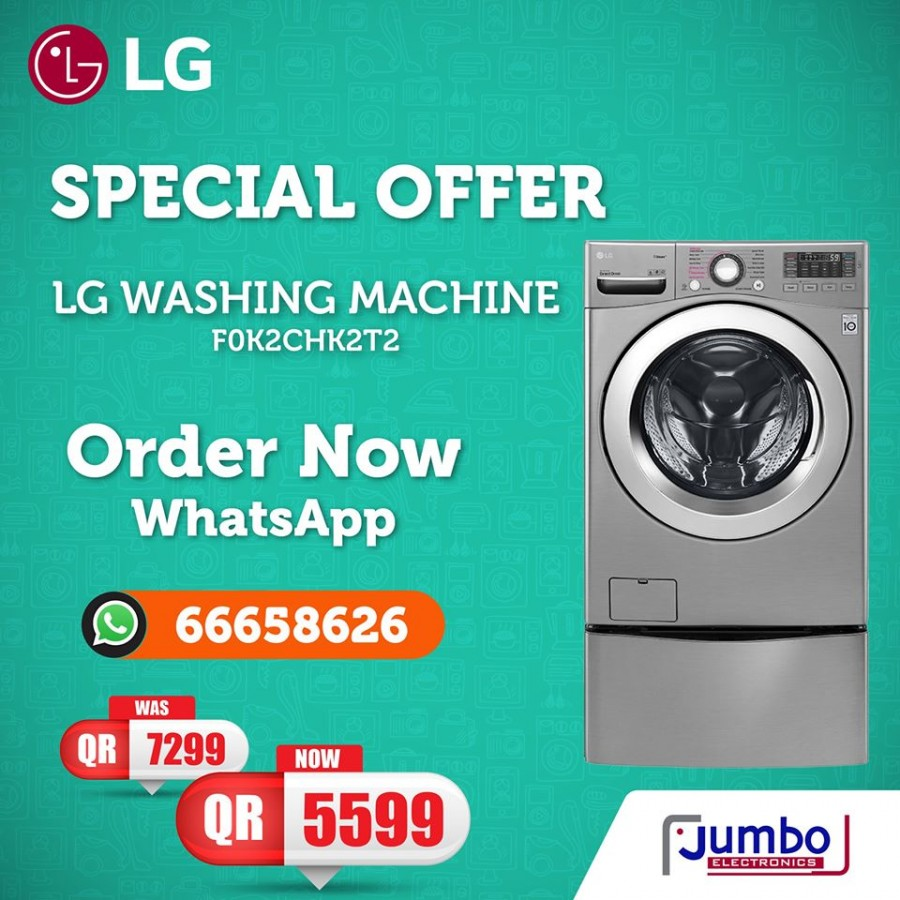 Jumbo Electronics Special Offers