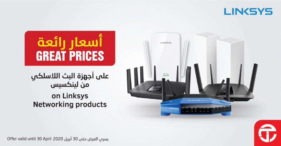 Linksys Great Prices Offers