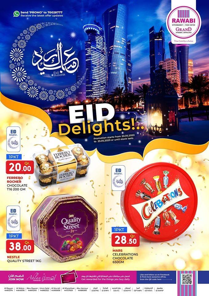 Rawabi Hypermarket EID Delights Offers