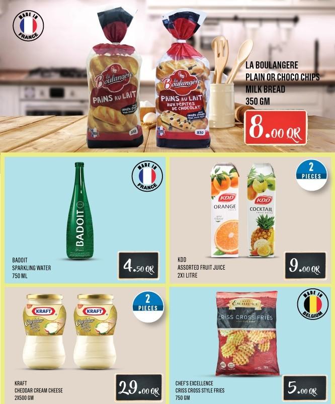 Monoprix Supermarket Weekend Saving Offers