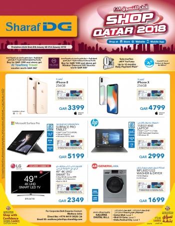 Sharaf DG Sharaf DG Shop Qatar Offers