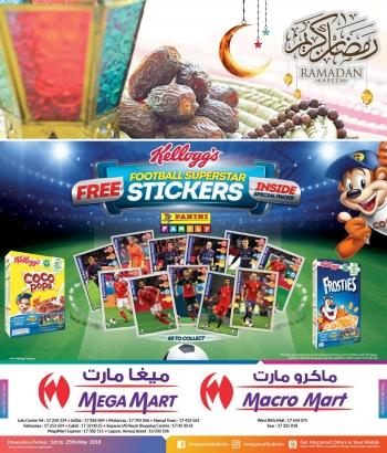 Mega Mart Mega Mart Ramadan Kareem Offers