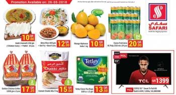 Safari Hypermarket Best Offers at Safari Hypermarket