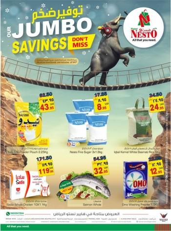 Nesto Nesto Jumbo Savings Offers