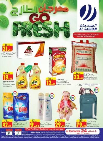 Al Sadhan Stores Al Sadhan Go Fresh Offers