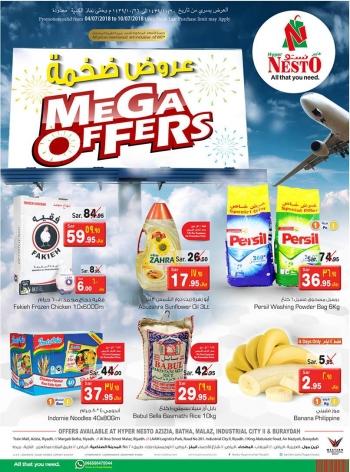 Nesto Nesto Mega Offers