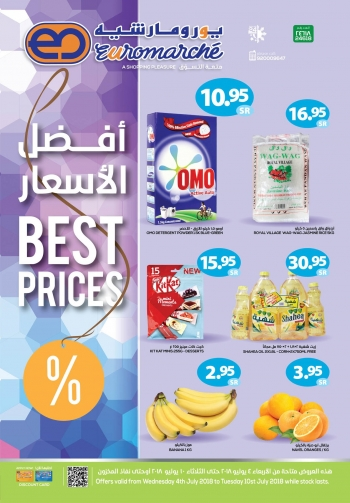 Euromarche Euromarche Best Prices Offers