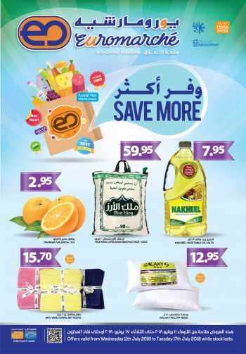 Euromarche Euromarche Save More Offers