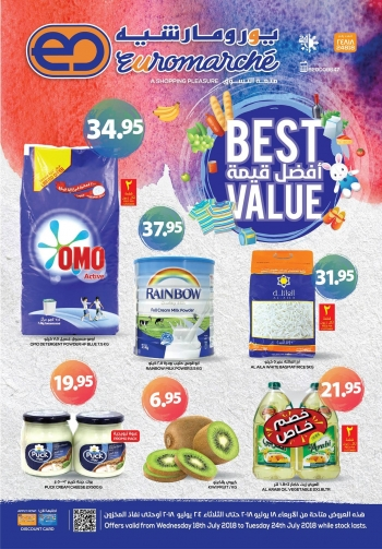 Euromarche Euromarche Best Value Deals