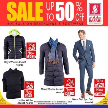 Safari Hypermarket Safari Hypermarket Sale Up to 50% Offer