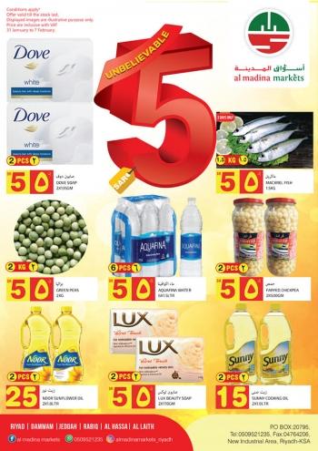 Al Madina Markets   Al Madina Markets Weekend Offers