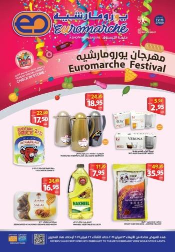 Euromarche Euromarche Festival Deals In KSA