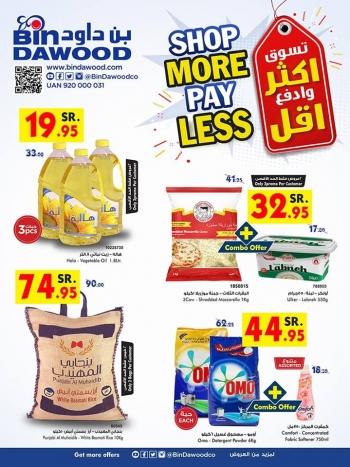 Bin Dawood Bin Dawood  Shop More Pay Less Deals