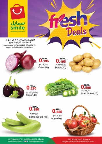 Smile Hypermarket Smile Hypermarket Weekend Fresh Deals