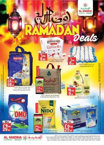 Al Madina Al Madina Hypermarket Ramadan deals In KSA