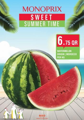 Monoprix Monoprix Sweet Summer Time