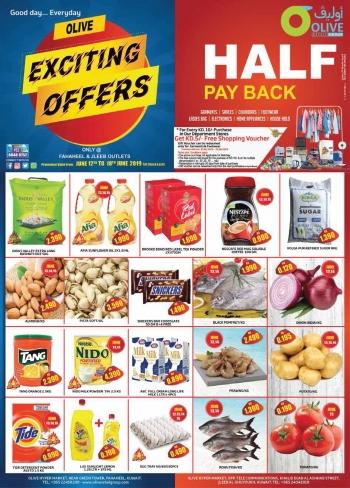 Olive Hypermarket Olive Hypermarket Exciting Offers