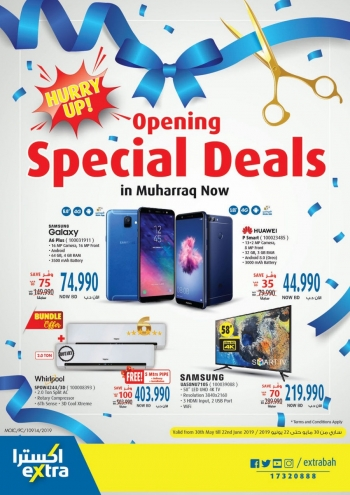 Extra Stores Extra Stores Opening Special Deals