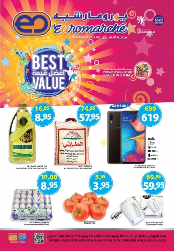 Euromarche Euromarche Best Value Offers