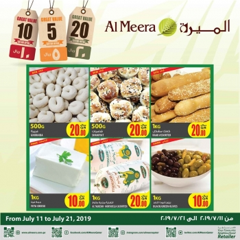 Al Meera Consumer Goods Al Meera Great Value Offers
