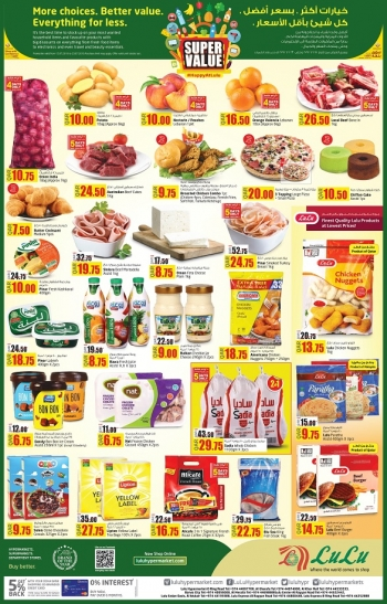 Lulu Lulu Hypermarket Super Value Offers