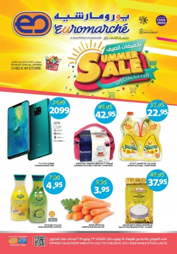 Euromarche Euromarche Summer Sale Offers