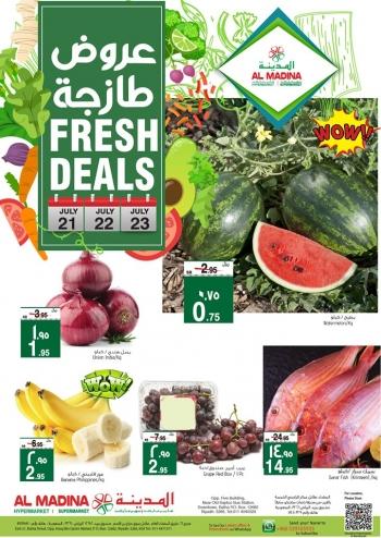 Al Madina Al Madina Hypermarket Great Fresh Deals